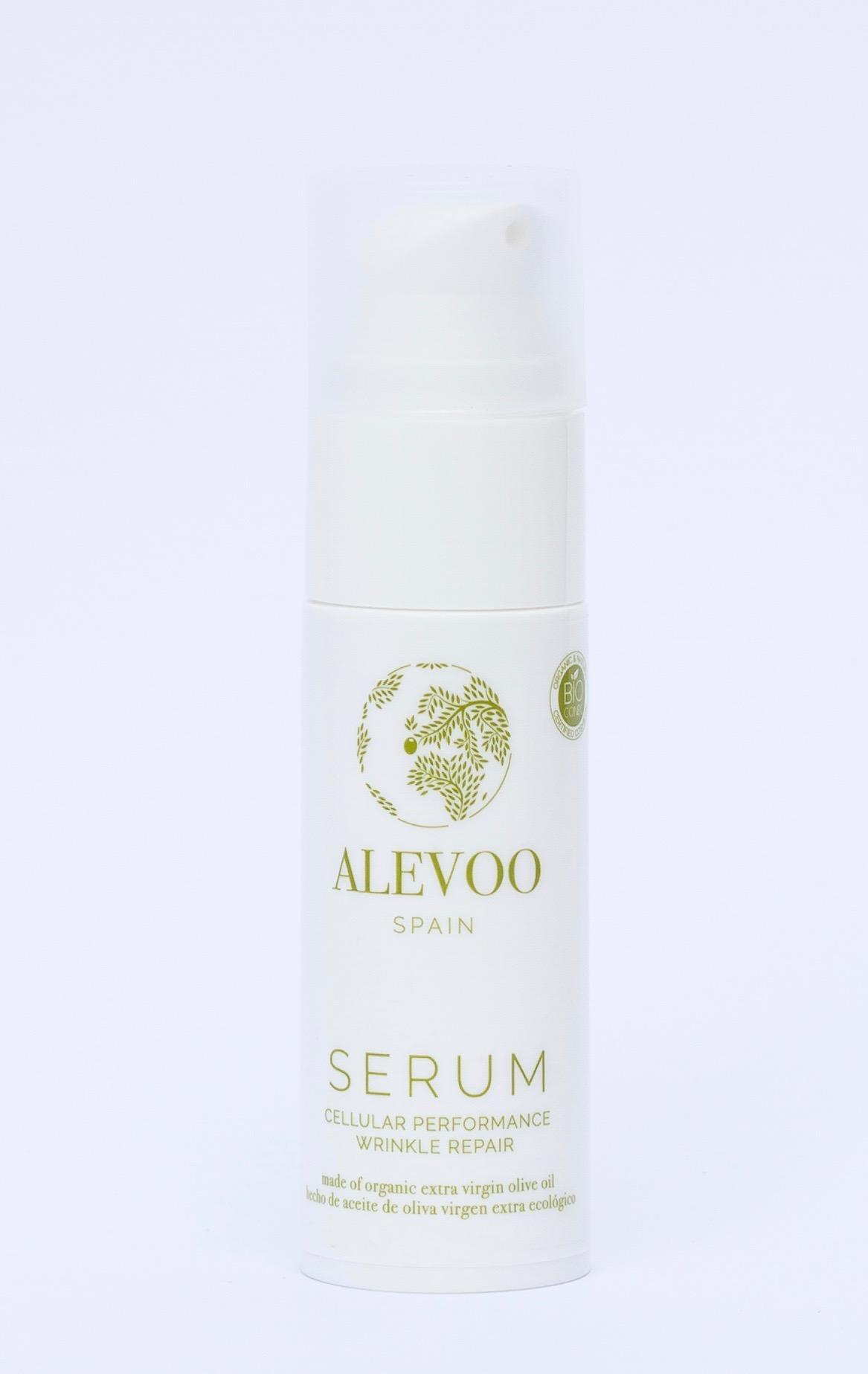 ALEVOO Serum facial ecológico AOVE