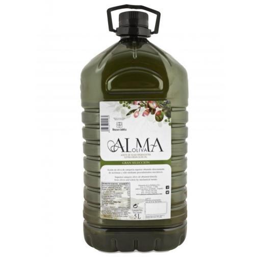 Aceite de Oliva Almaoliva Gran Selección