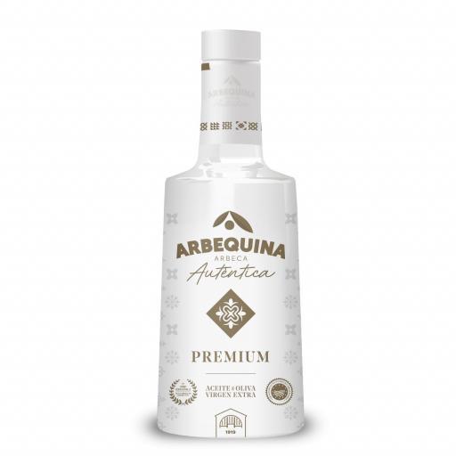 Aove Arbequina Premium + Ecologico [1]