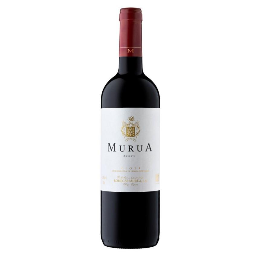 Vino Murua Reserva