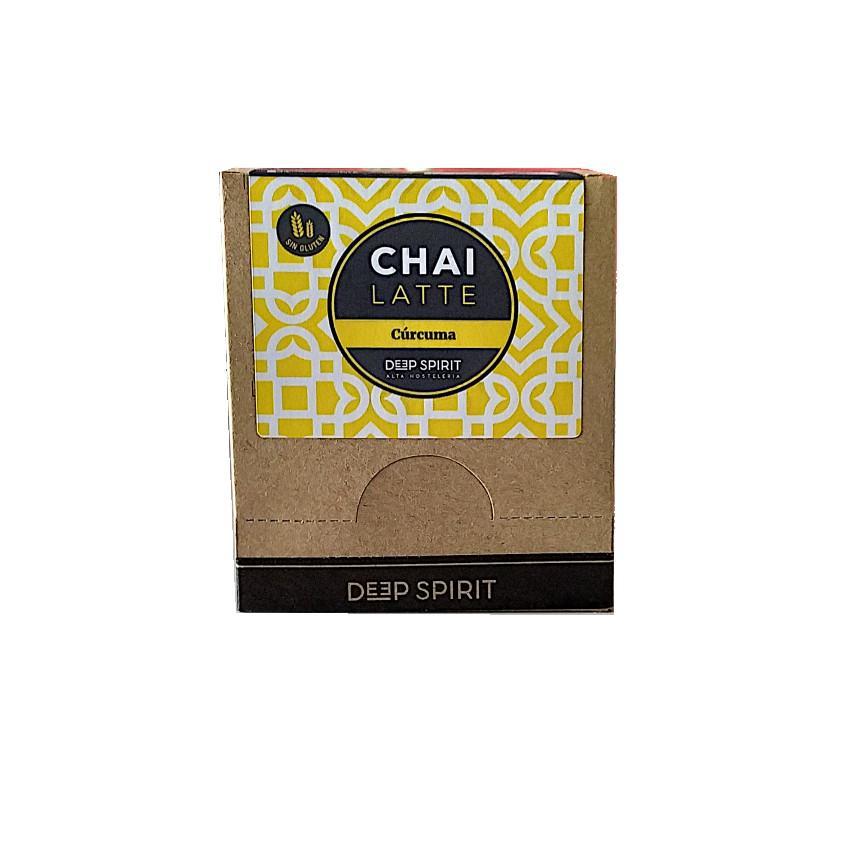 Chai Latte Curcuma Deep Spirit