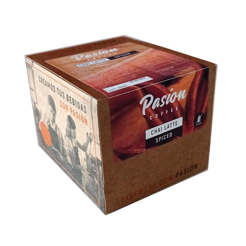 Chai Latte Spiced Pasion Coffee