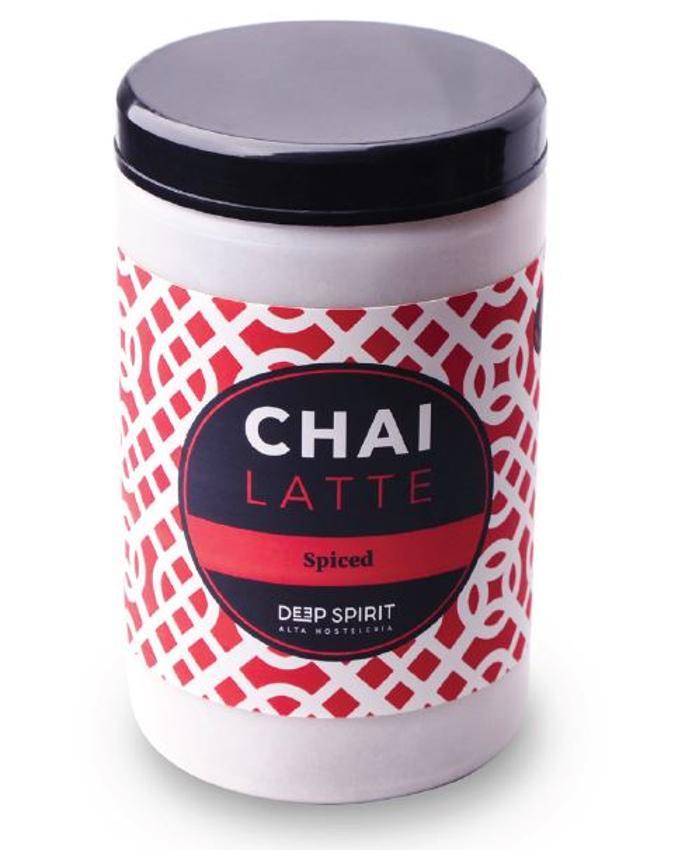 Chai Latte Spiced Deep Spirit granel