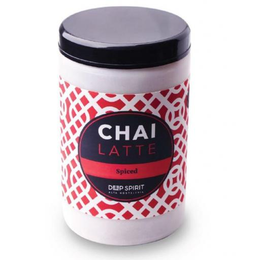 Chai Latte Spiced Deep Spirit granel