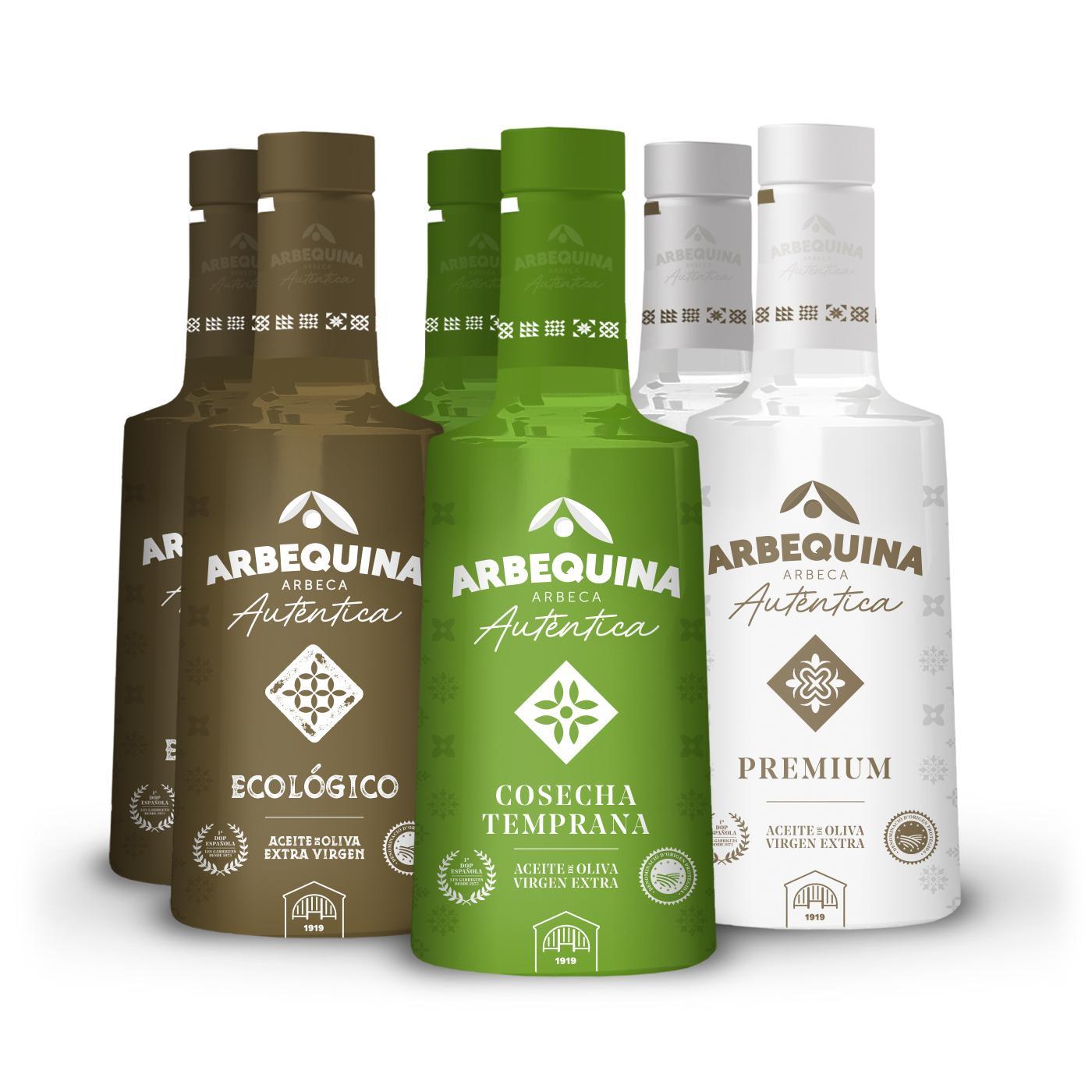 Aove Arbequina Pack Mixto