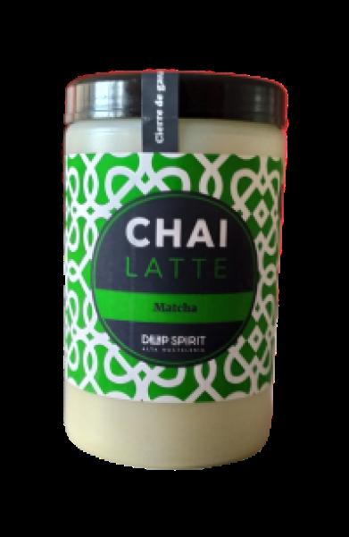 Chai Latte Matcha Deep Spirit granel