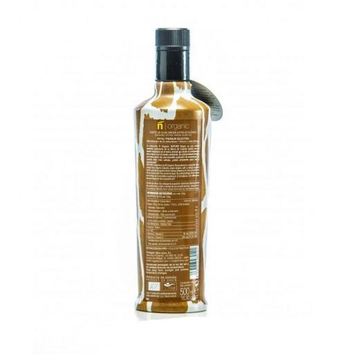 Aceite de Oliva Virgen Extra Ñ Organic NATURE  [1]