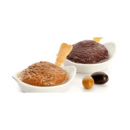 Paté de aceituna manzanilla [2]