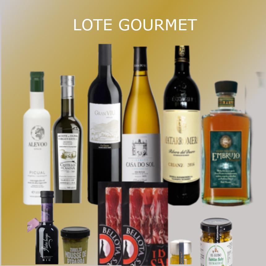 Pack para regalar Gourmet