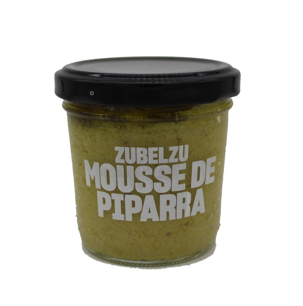 Zubelzu Mouse de piparra gourmet Pack