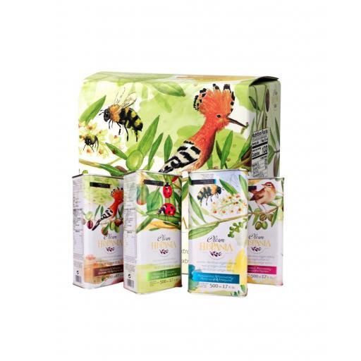 Oleum Hispania Nature Premium Latas