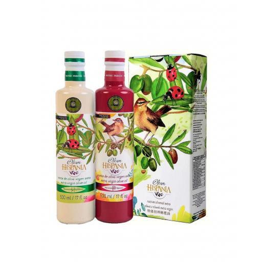 Estuche Oleum Hispania Nature Premium