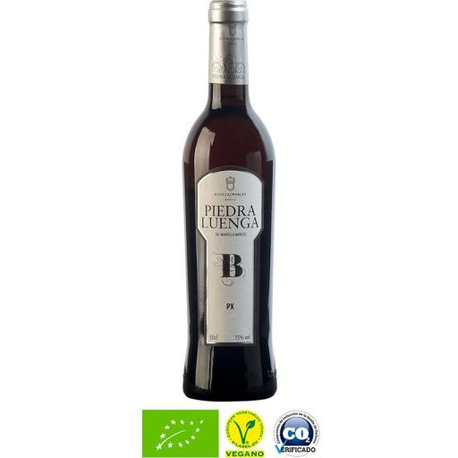 Vino Piedra Luenga Pedro Ximénez 500mL