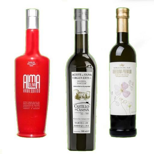 Aceite de Oliva Arbequina Selección