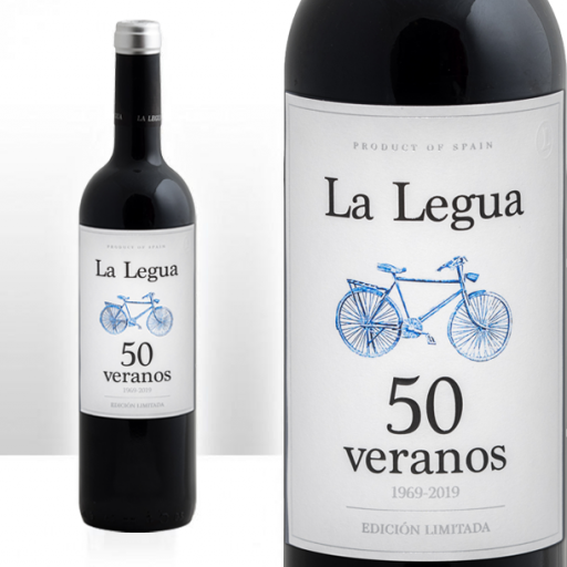 Vino La Legua 50 Veranos [1]