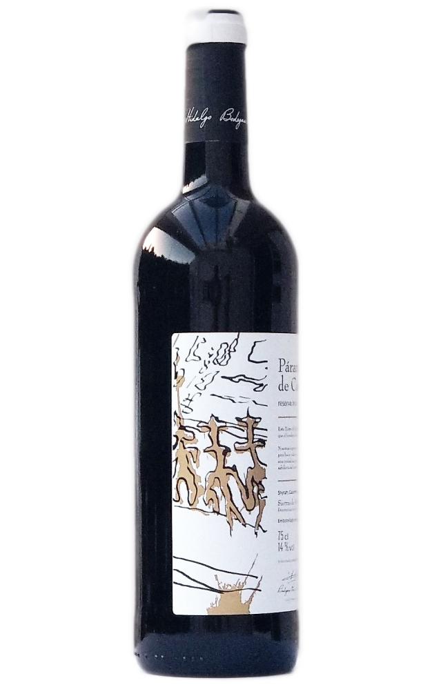 Vino Páramo de Cásser Reserva