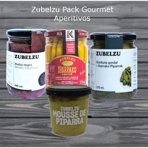 Zubelzu Pack Gourmet