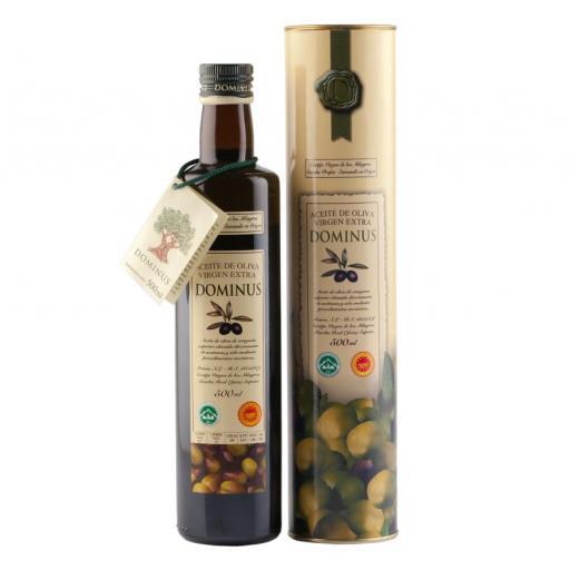 Aceite de oliva virgen extra Dominus Reserva Familiar [1]
