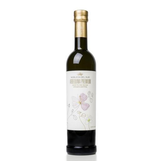Nobleza del Sur Arbequina Premium AOVE
