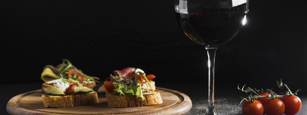 Cómo Maridar vino y comida