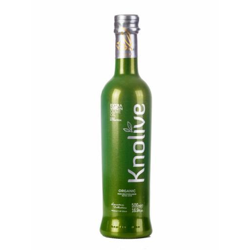 Knolive Organic Aceite de Oliva