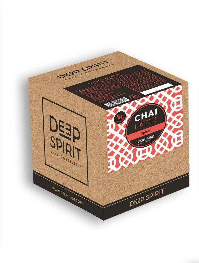 "Chai Latte Spiced ""Deep Spirit"""