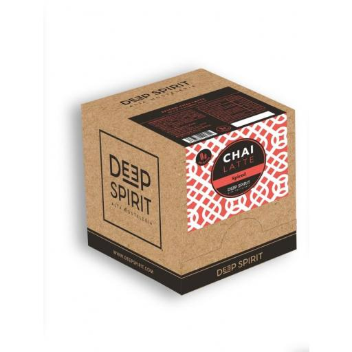 "Chai Latte Spiced ""Deep Spirit"""
