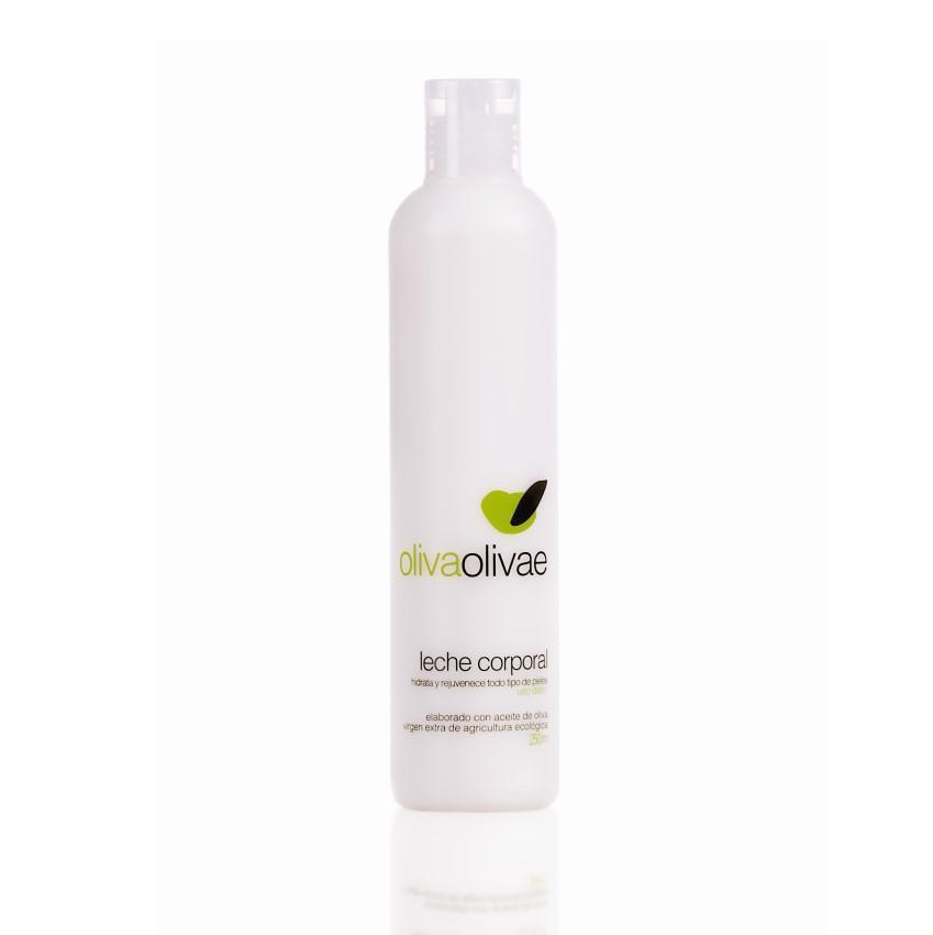 Leche Corporal de aceite oliva OlivaOlivae