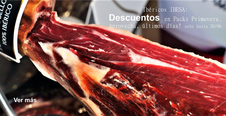 Jamón ibérico de bellota online - Spanishflavors