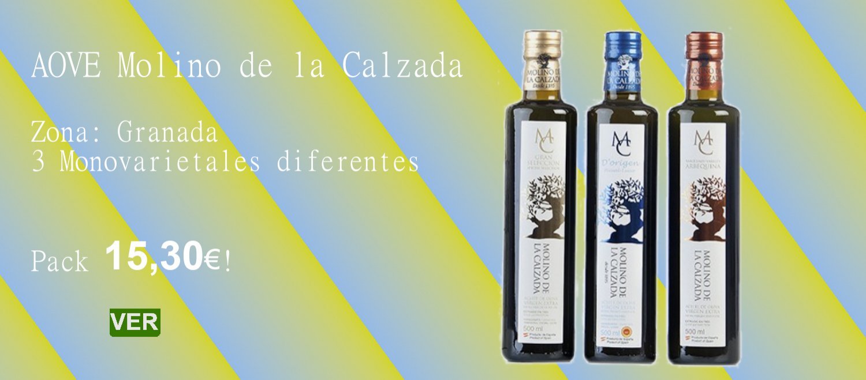 Molino de la Calzada - Spanishflavors