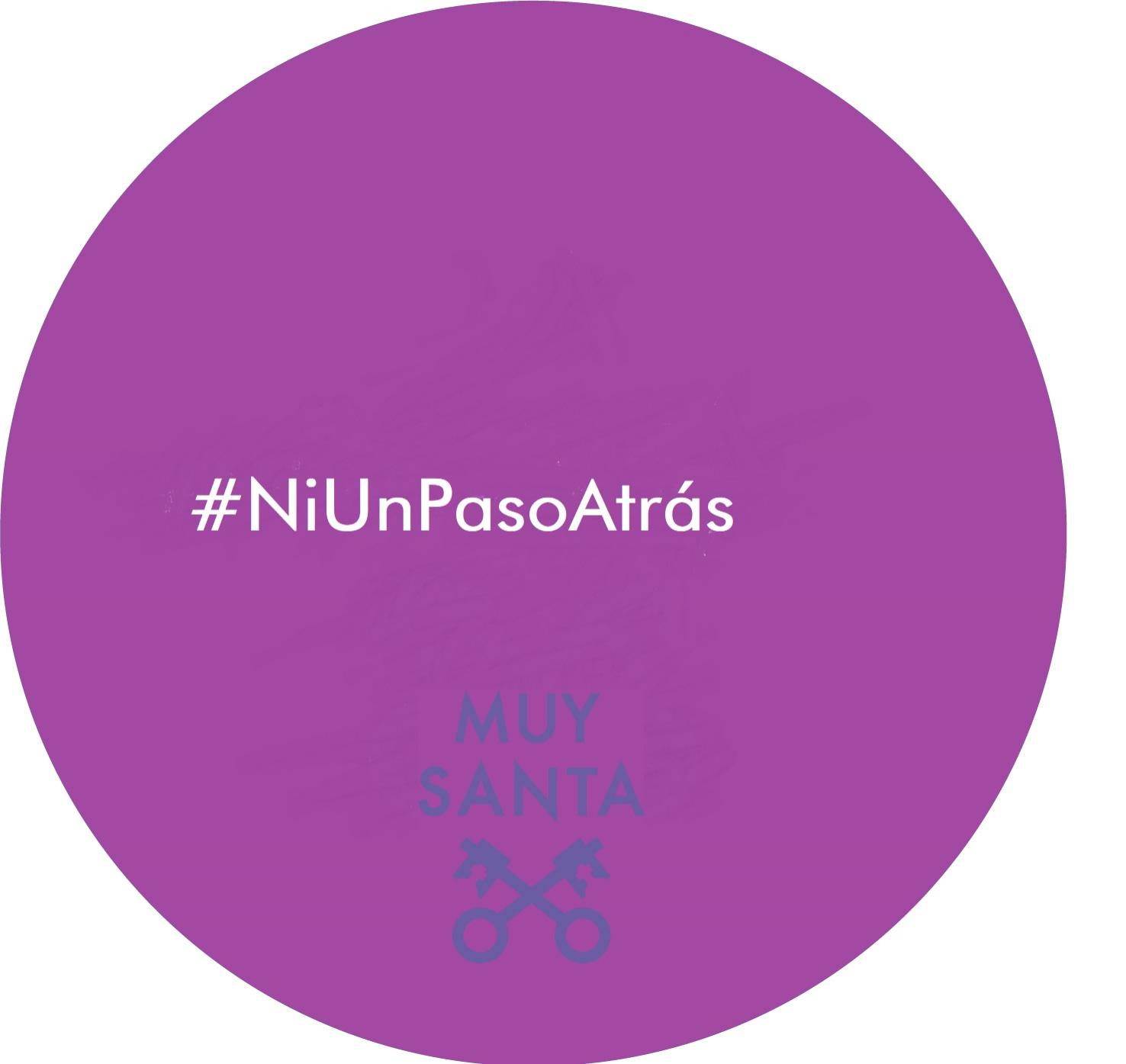 Chapa #NiUnPasoAtrás
