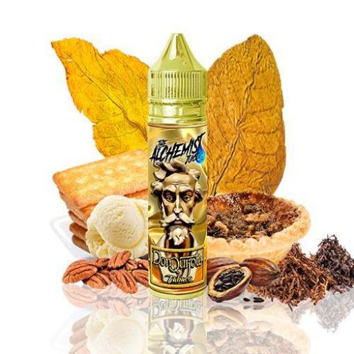 THE ALCHEMIST JUICE DON QUIJOTE TABACO 50ML