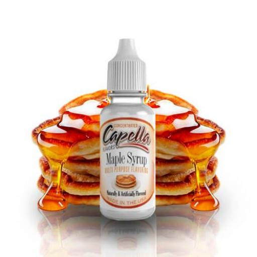 AROMA CAPELLA FLAVORS MAPLE (PANCAKE SYRUP) 13ML
