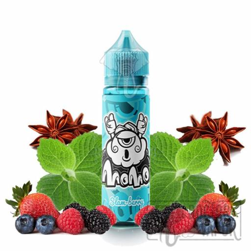MOMO SLAM BERRY 50ML