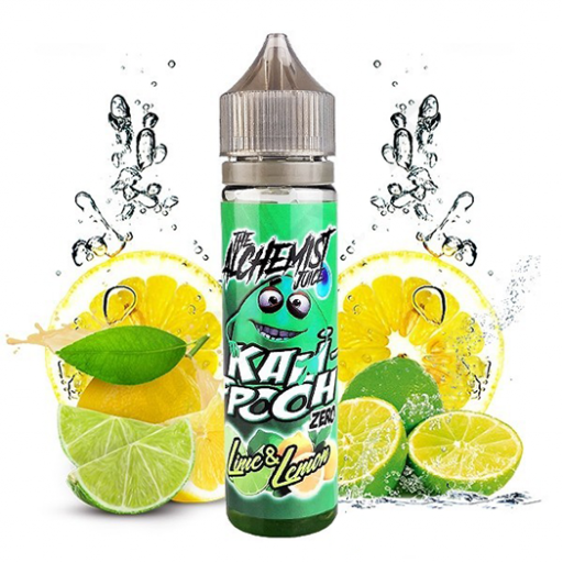 THE ALCHEMIST JUICE KALIPPOO ZERO LIME AND LEMON 50ML