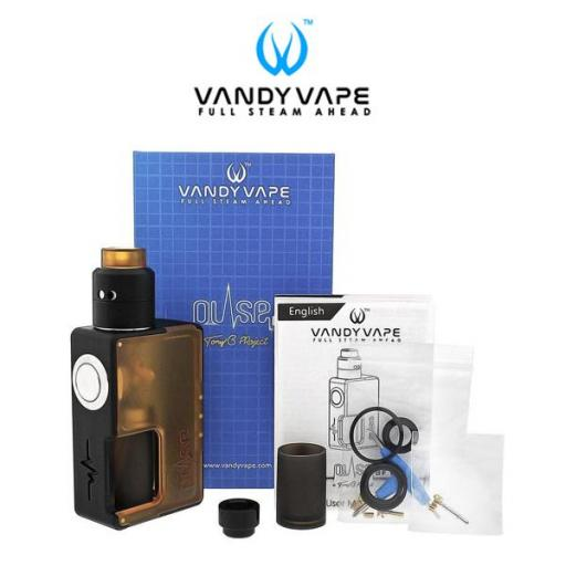VANDY VAPE PULSE BF KIT FROSTED RED [2]