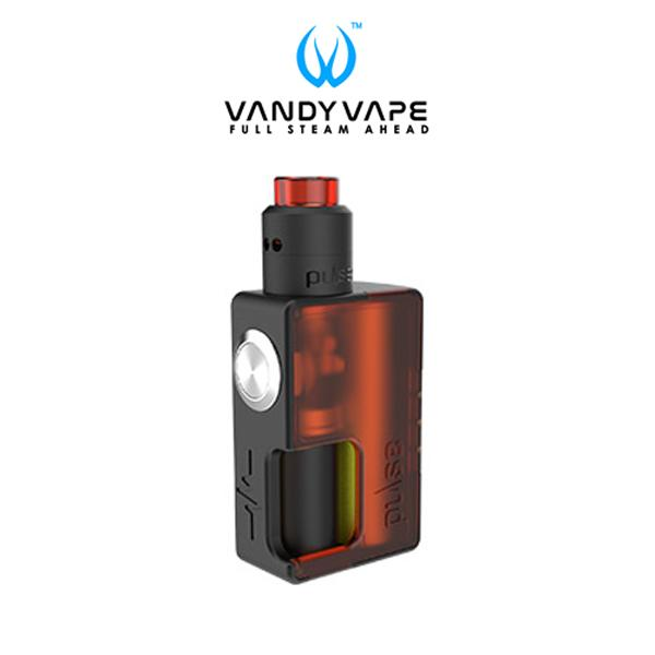 VANDY VAPE PULSE BF KIT FROSTED RED