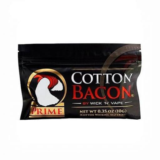COTTON BACON PRIME DE WICK ´N´ VAPE ALGODÓN