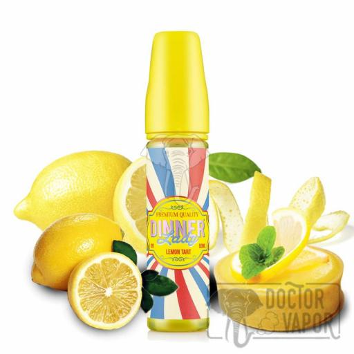 DINNER LADY LEMON TART 50ML