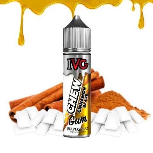 I VG CHEW CINAMMON BLAZE SHORTFILL 50ML