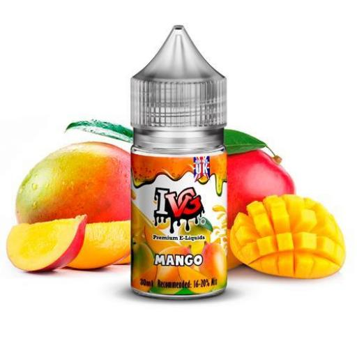 I VG CONCENTRATES MANGO 30ML