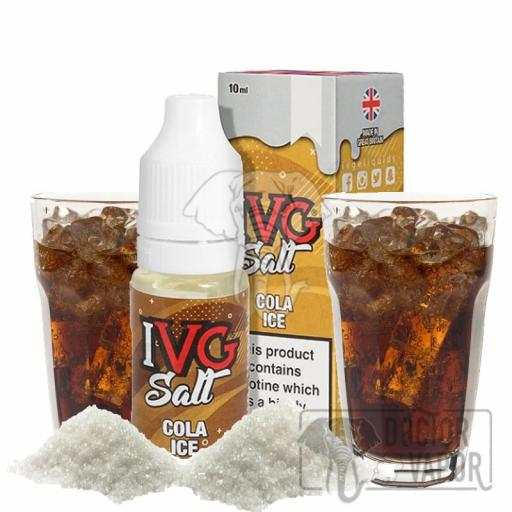 I VG SALT COLA ICE 10ML 20MG