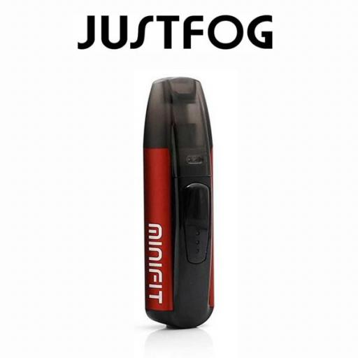 JUSTFOG MINIFIT RED [0]