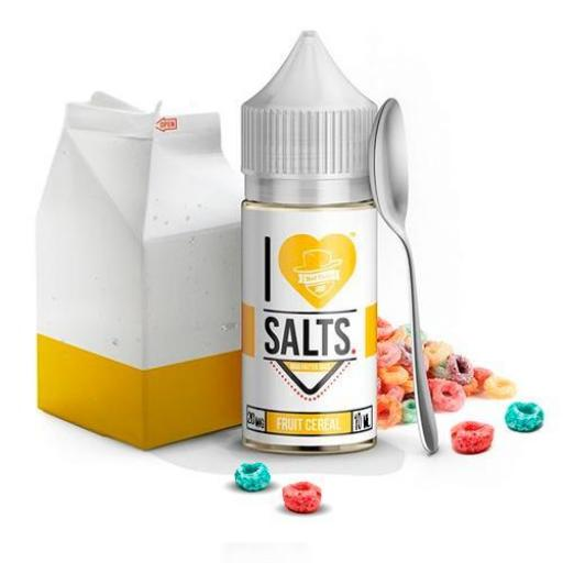 MAD HATTER I LOVE SALTS FRUITY CEREAL 10ML 20MG