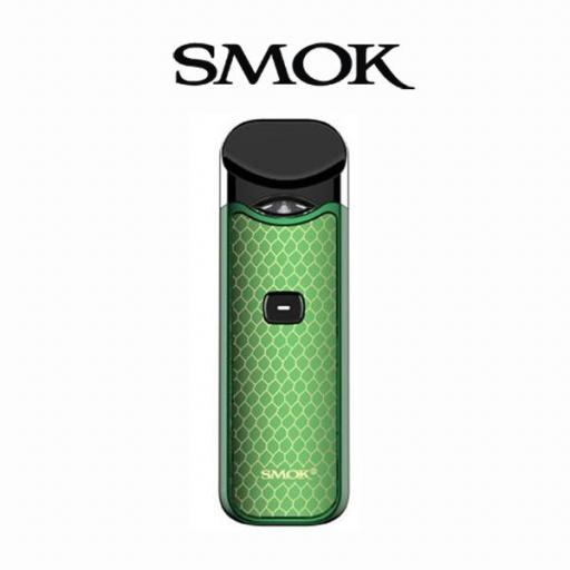 SMOK NORD POD BOTTLE GREEN