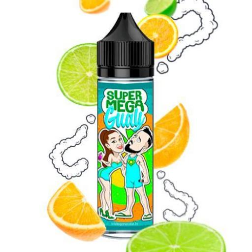 VAPEMONIADAS SUPER MEGA GUAY 50ML SHORTFILL