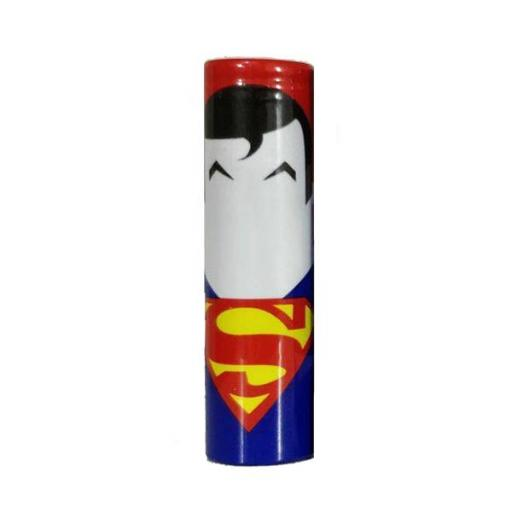 FUNDA BATERIA WRAP 18650 HEROES SERIES - SUPERMAN