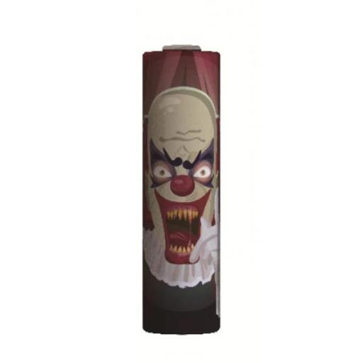 FUNDA BATERIA WRAP 18650 DARKNESS SERIES - VAMPIRE CROWN