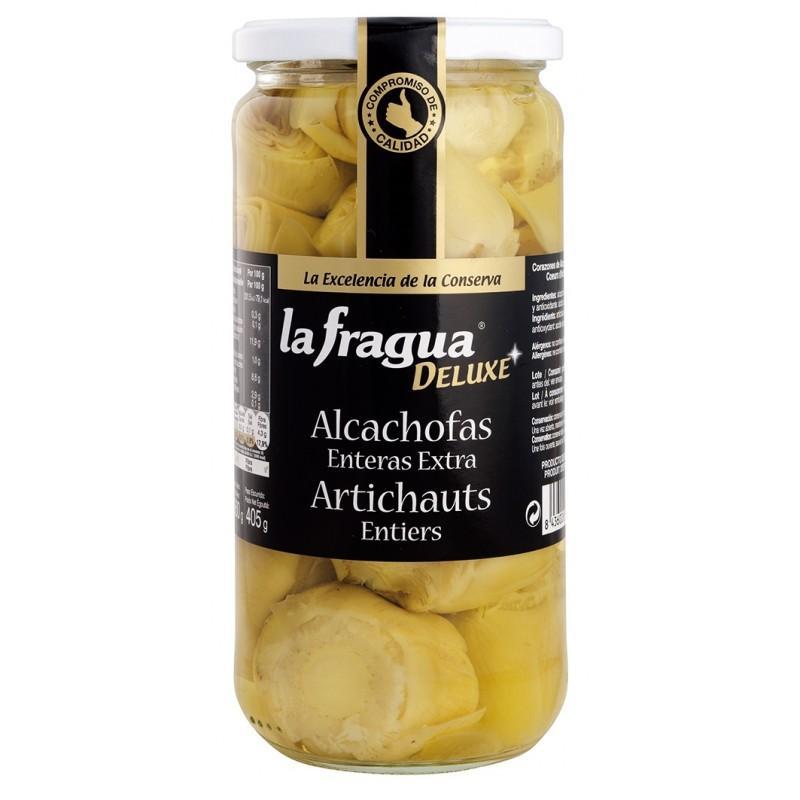 alcachofa entera extra 12/16 tarro 720
