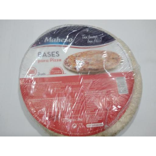 BASES DE PIZZA